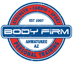 The Body Firm – Personal Training Ahwatukee Logo